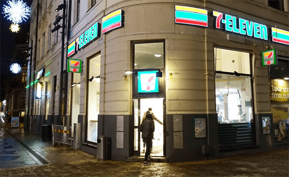 400 Convenience-Stores in Schweden